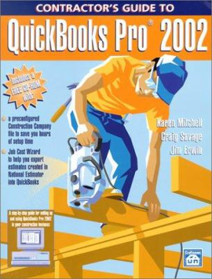 Contractor's Guide to QuickBooks Pro 9781572181182