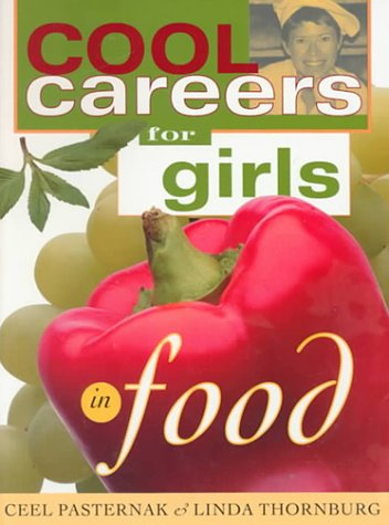 Cool Careers for Girls in Food 9781570231278