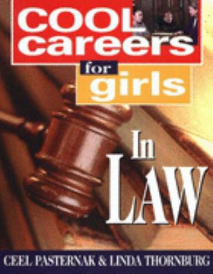 Cool Careers for Girls in Law 9781570231605