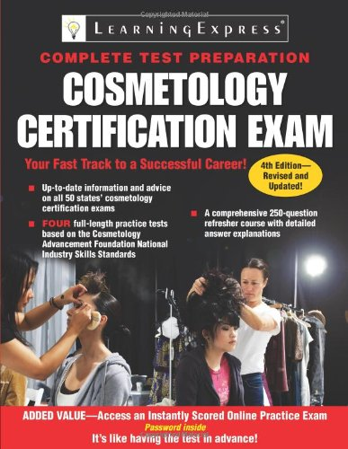 Cosmetology Certification Exam 9781576856987