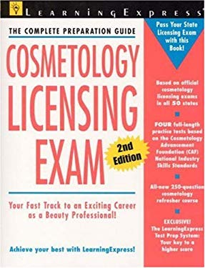 Cosmetology Licensing Exam 9781576854136