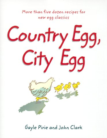 Country Egg, City Egg 9781579651510