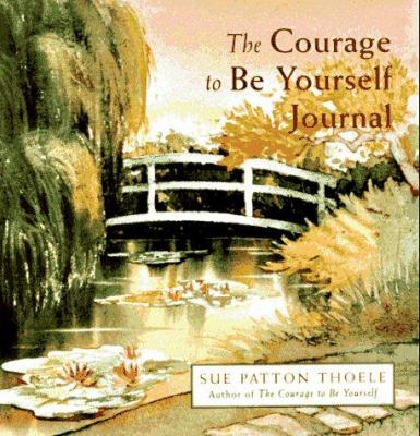 Courage to Be Yourself Journal [With Ribbon Marker] 9781573240659
