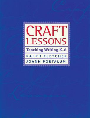 Craft Lessons 9781571100733