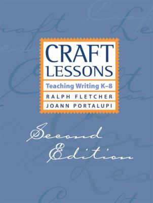 Craft Lessons Second Edition 9781571107060