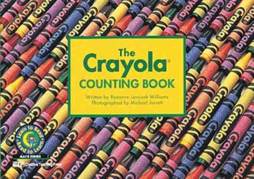 Crayola Counting Bk 9781574710052