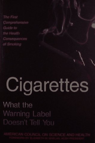 Cugaretts: What the Warning Label Doesn't Tell You 9781573921589