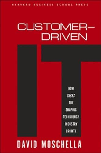 Customer-Driven It: How Users Are Shaping Technology Industry Growth