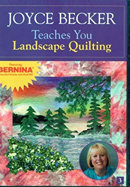 DVD Joyce Becker Teaches You Landscape Q: At Home with the Experts #3 9781571204080