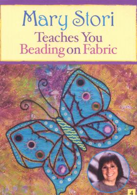 DVD Mary Stori Teaches You Beading on Fa: At Home with the Experts #4 9781571203908