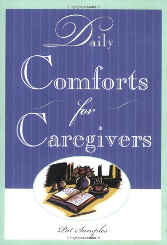 Daily Comforts for Caregivers 9781577490883