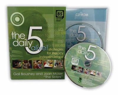 Daily Five Alive, the (DVD) 9781571104953