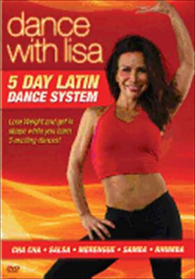 Dance with Lisa: 5 Day Latin Dance System