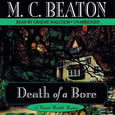 Death of a Bore 9781572704480
