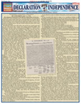 Declaration of Independence: With the Mayflower Compact and Gettysburg Address