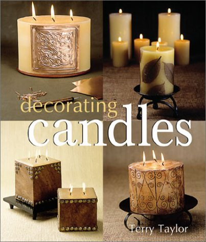Decorating Candles 9781579902438