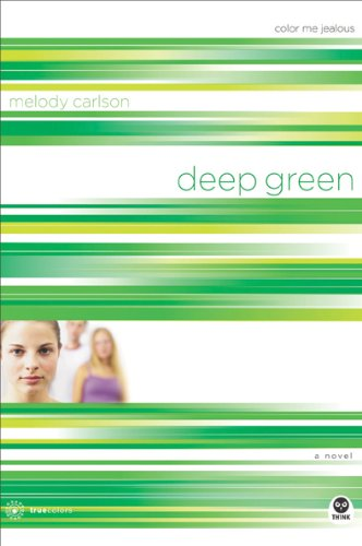 Deep Green: Color Me Jealous 9781576835302