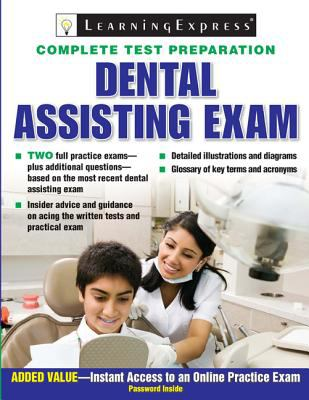 Dental Assisting Exam 9781576856796