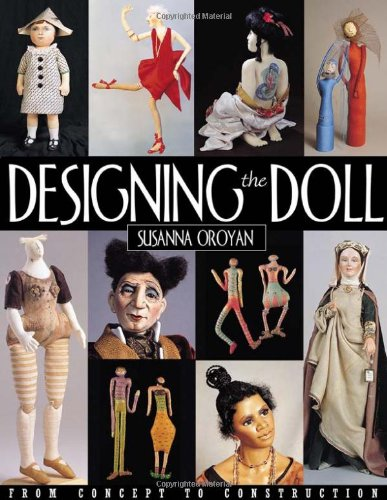 Designing the Doll - Print on Demand Edition 9781571200600