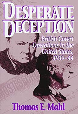 Desperate Deception (H) 9781574880809