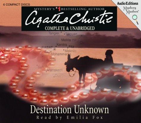 destination unknown agatha christie pdf download