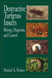 Destructive Turfgrass Insects: Biology, Diagnosis, and Control 7093280
