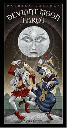 Deviant Moon Tarot Cards 9781572816114