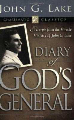 Diary of God's General 9781577945284