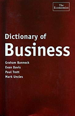 Dictionary of Business 9781576601433