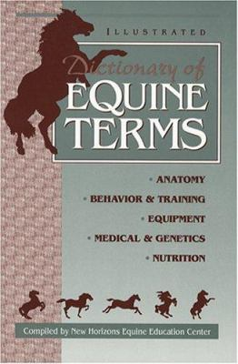 Dictionary of Equine Terms 9781577790143