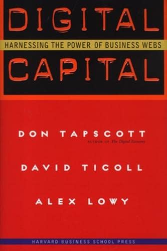 Digital Capital: Harnessing the Power of Business Webs 9781578511938