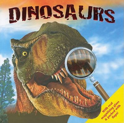 Dinosaurs [With Magnifying Glass] 9781572156661
