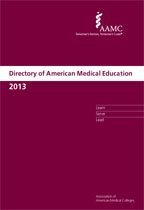 Directory of American Medical Education 2013