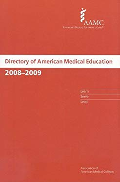 Directory of American Medical Education 9781577540786