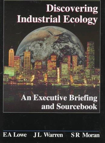 Discovering Industrial Ecology