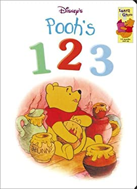 Disney's Pooh's 123 9781570827891