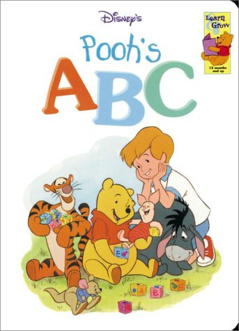 Disney's Winnie the Pooh: ABC 9781570827792