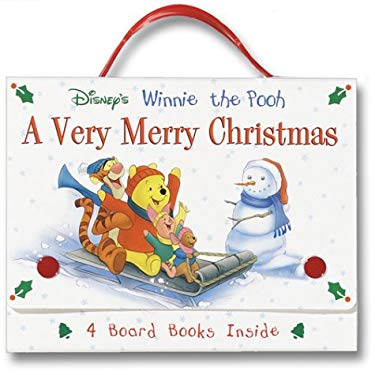 Disney's Winnie the Pooh a Very Merry Christmas 9781570829659
