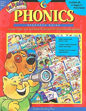 Dr. Maggie's Phonics Resource Guide 9781574715309