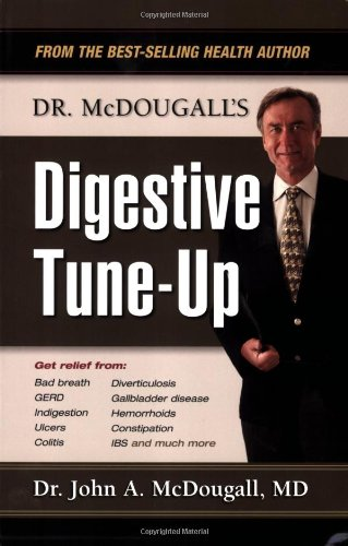 Dr. McDougall's Digestive Tune-Up 9781570671845