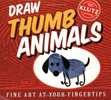 Draw Thumb Animals 9781570549816