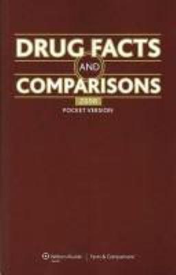 Drug Facts and Comparisons: Pocket Version 9781574392739