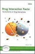 Drug Interaction Facts: The Authority on Drug Interactions 9781574392432