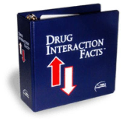 Drug Interaction Facts: 9781574390155