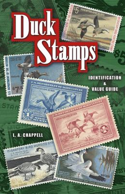 Duck Stamps Identification and Value Guide 9781574322651