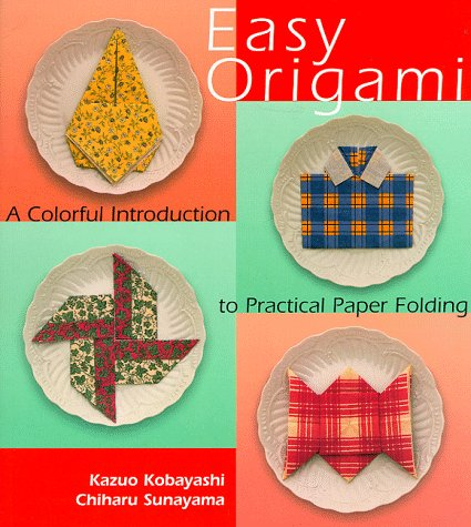 Easy Origami: A Colorful Introduction 9781579900250