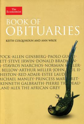 Economist Book of Obituaries 9781576603260