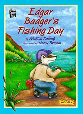 Edgar Badger's Fishing Day