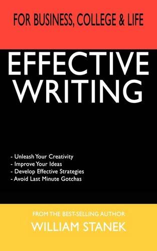 Effective Writing for Business, College & Life (Pocket Edition) 9781575452456