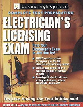 Electrician's Licensing Exam 9781576856840